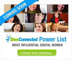 ShesConnected Power List