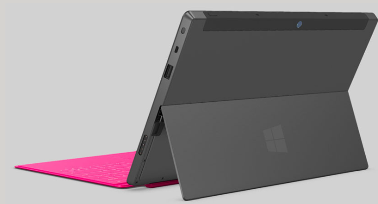 Tablet Portability and Function Surface - She's Connected