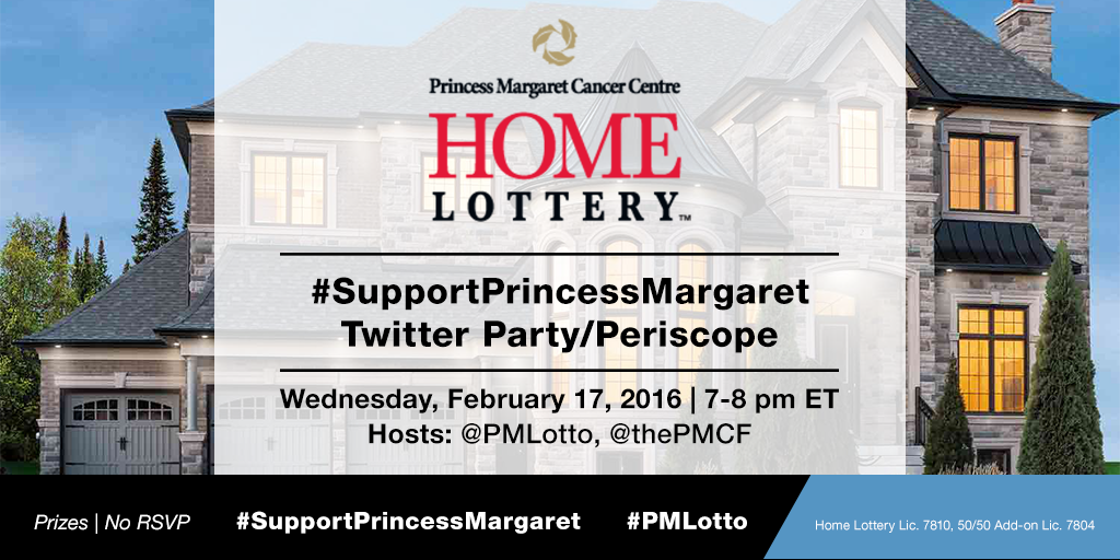 The Princess Margaret Cancer Foundation will be hosting a Twitter ...