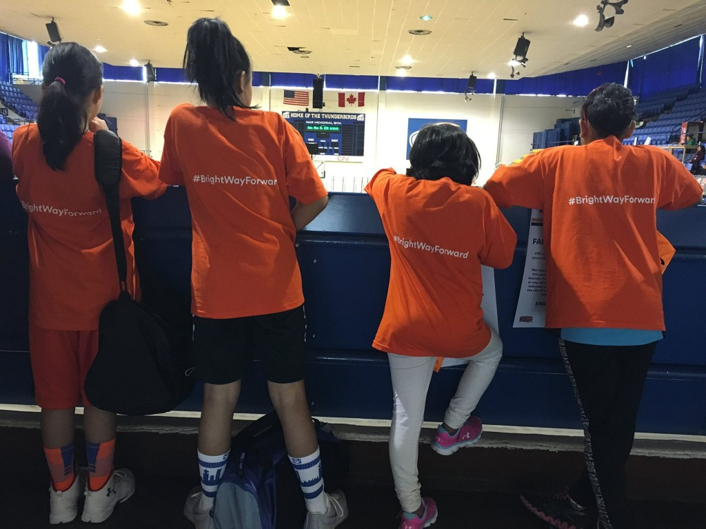 Tangerine Community Gym Vancouver