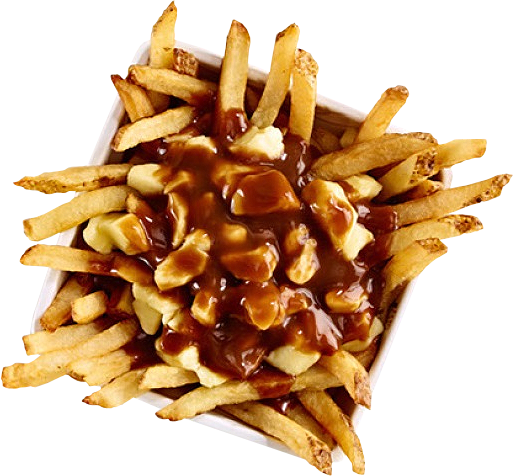 nyfries poutine