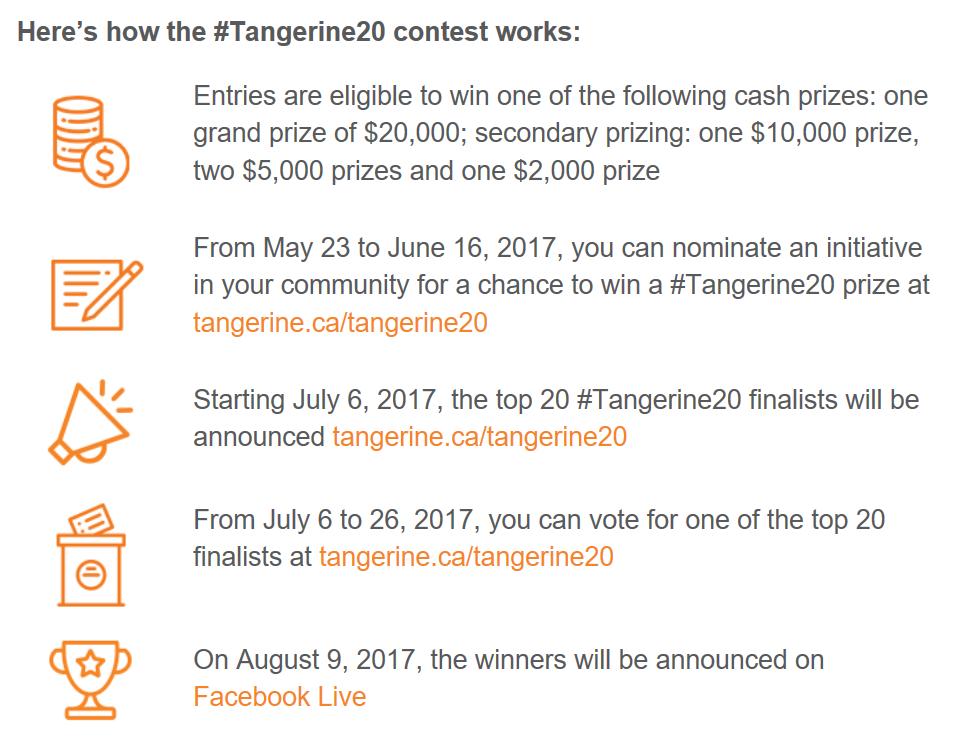 tangerine20contest