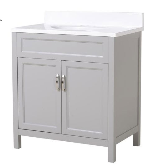 Canvas Elena bathroom vanity