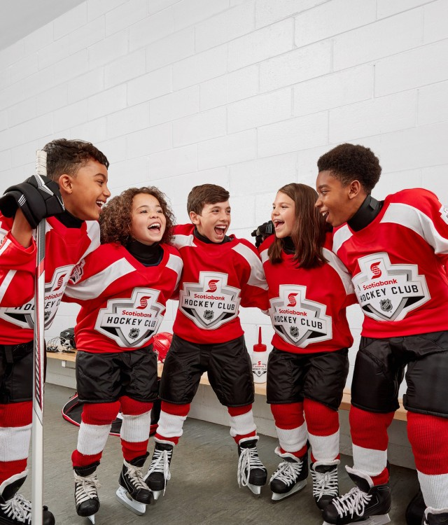 Scotiabank is proud to support one million kids and counting … and it's only the beginning (CNW Group/Scotiabank)