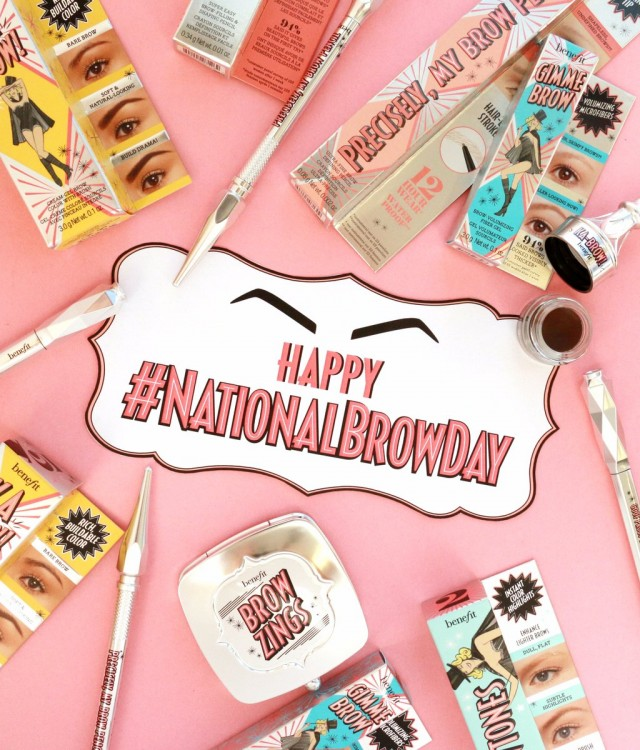 national brow day