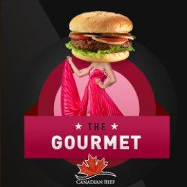 gourmet burger personality