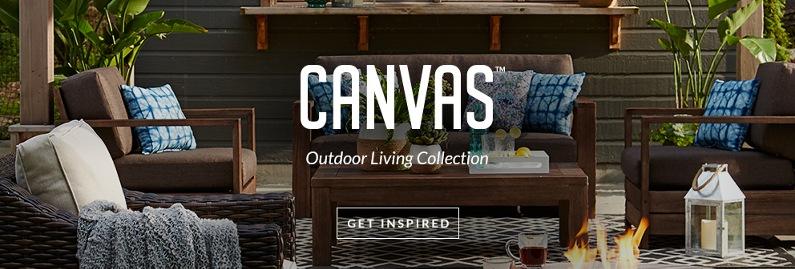 canvas outdoor