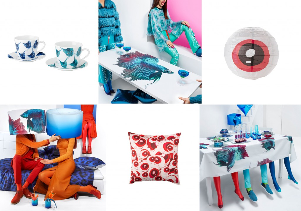 IKEA GILTIG collection. Designed in collaboration with Katie Eary, men's fashion designer, launching April 2016 (CNW Group/IKEA Canada)