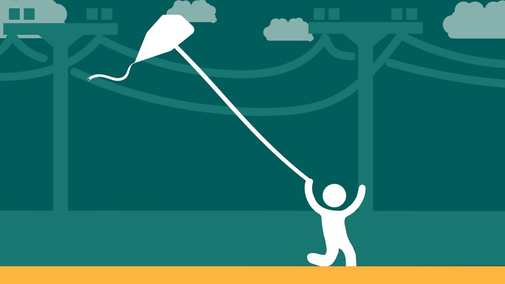 Always choose wide-open spaces where you can't see any powerlines to fly kites and never attempt to retrieve a kite that is tangled in a powerline. (CNW Group/Toronto Hydro Corporation)
